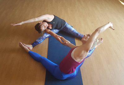 Yogahelg med Taudien Trainings instruktörer