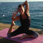yogainstruktör Jessica
