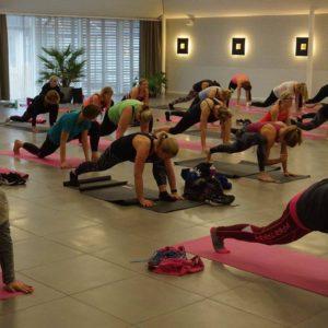Yoga på Örenässlott