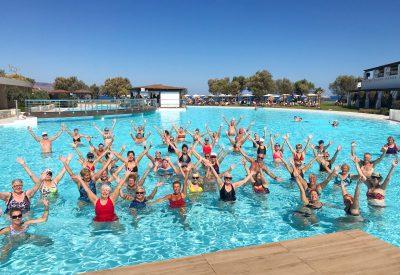 Aqua träningsresa Kreta