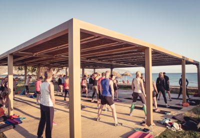 Yoga träningsresa Kreta